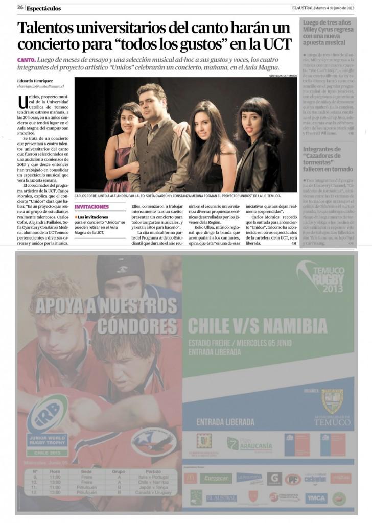 04-06-13 talentos universitarios del canto haran concierto