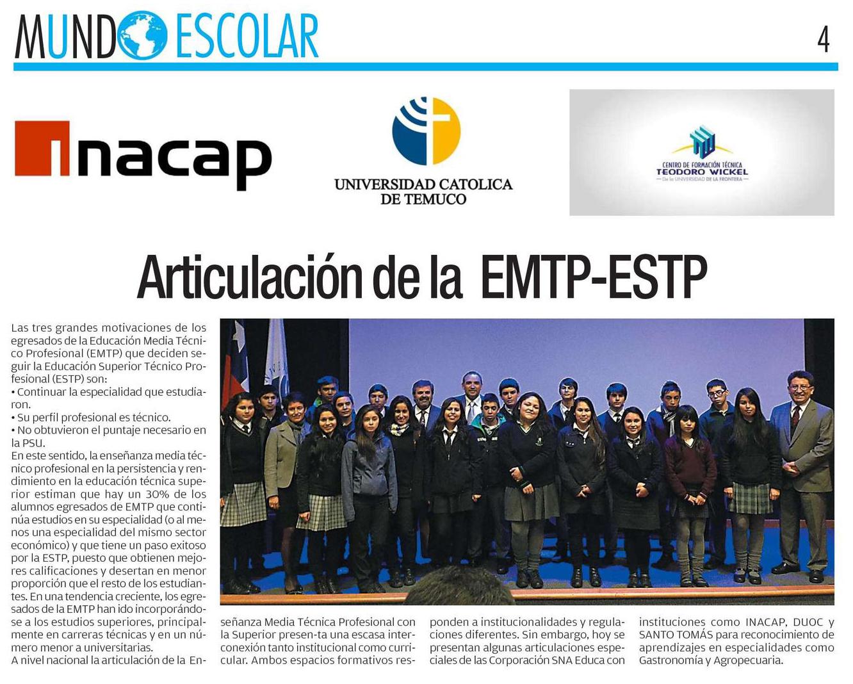 28-06-2015 Articulación de la EMTP-ESTP