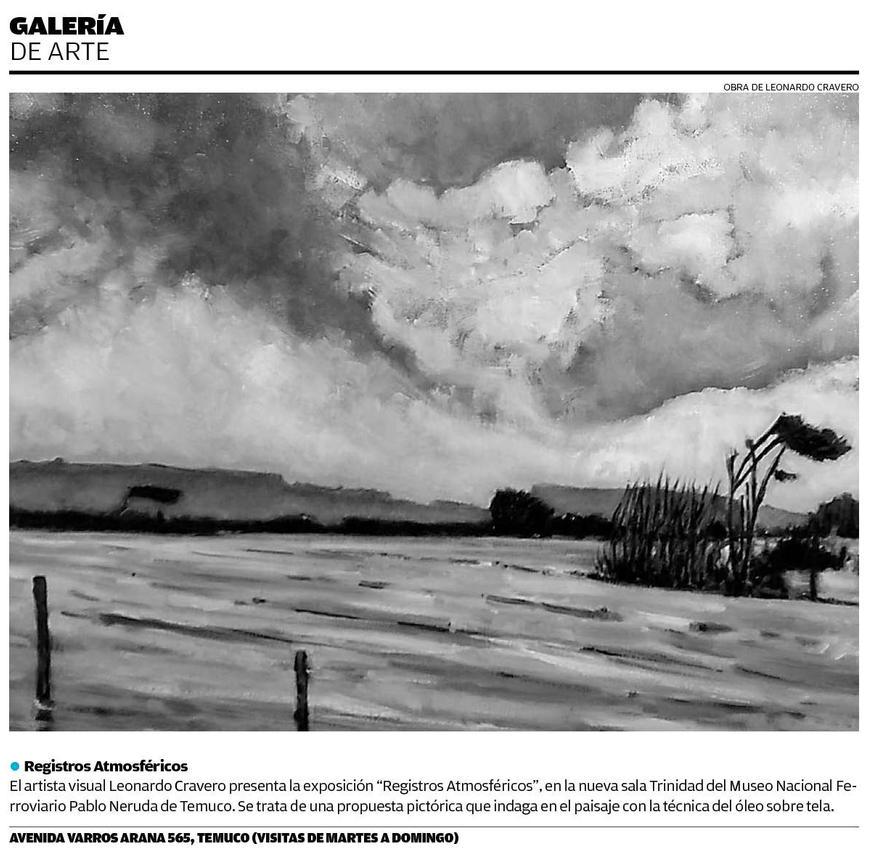 Prensa UC Temuco » 04-10-2015 Leonardo Cravero «Registros
