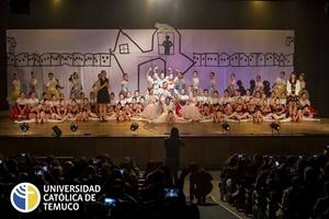 Uc temuco apoya talentos escolares de temuco y padre las for Casa de musica temuco