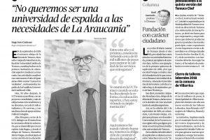 Noticias UC Temuco